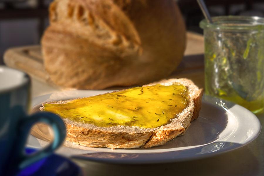 Bergamotten-Gelee